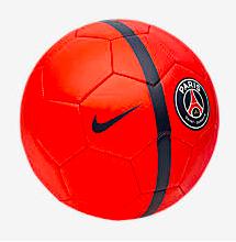 Ballon PSG (Couleur Rouge)
