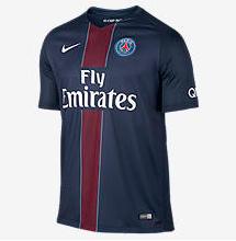 Nouveau Maillot PSG 2016-2017