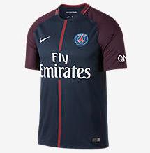Nouveau maillot PSG 2017-2018